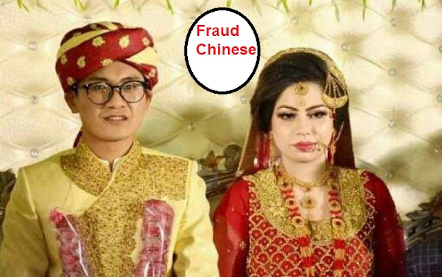 Chinese marriage with Pakistani Girls
