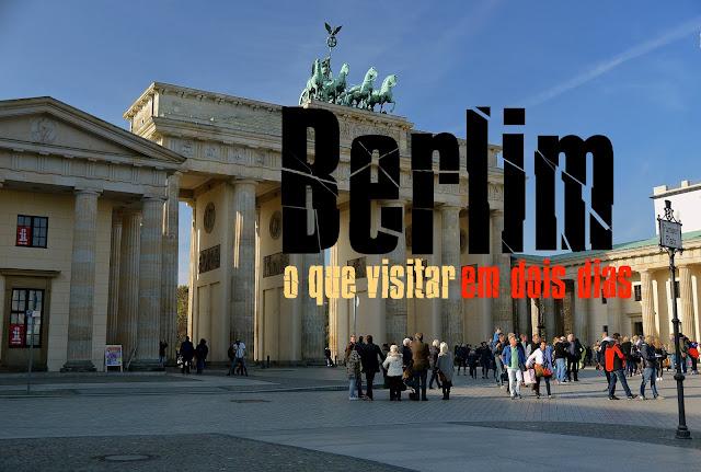 O que visitar em Berlim, Alemanha