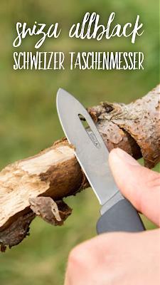 Gear of the Week #GOTW KW 34 | SWIZA Allblack Schweizer Taschenmesser | Schweizer-Messer