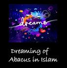 Dreaming of Abacus in islam