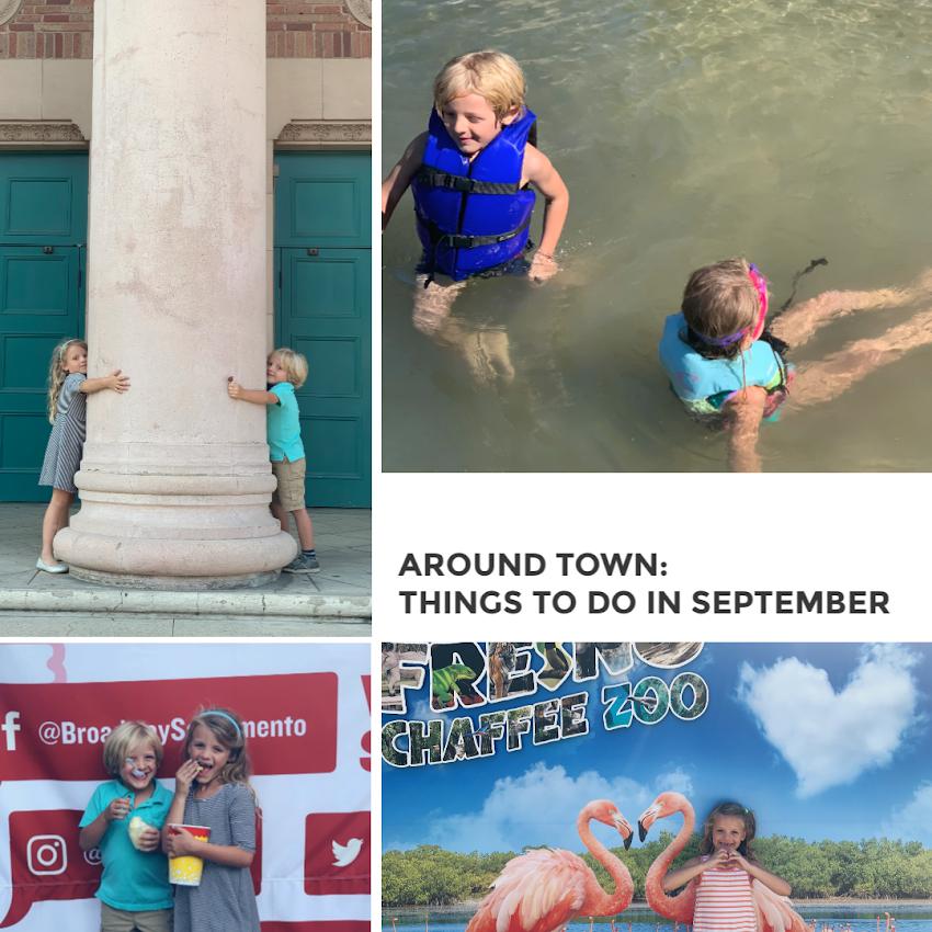 Family Friendly Sacramento: September 2019