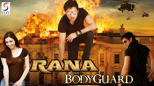 Rana The Bodyguard Hindi Dubbed HDRip Download