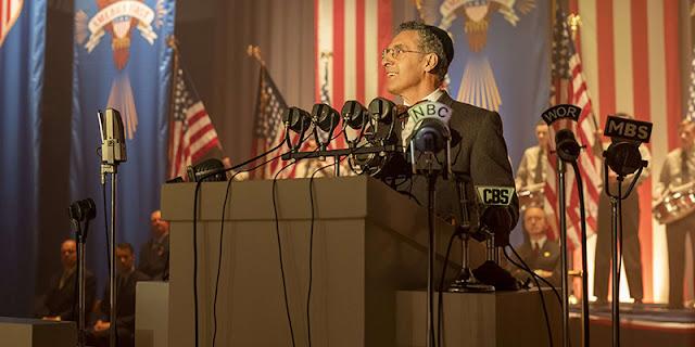 John Turturro en 'La Conjura contra américa'