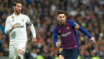 Real Madrid vs Barcelona 0-3 Highlights Copa del Rey