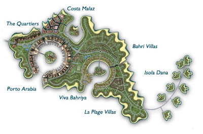 Mega Project in The Pearl Qatar