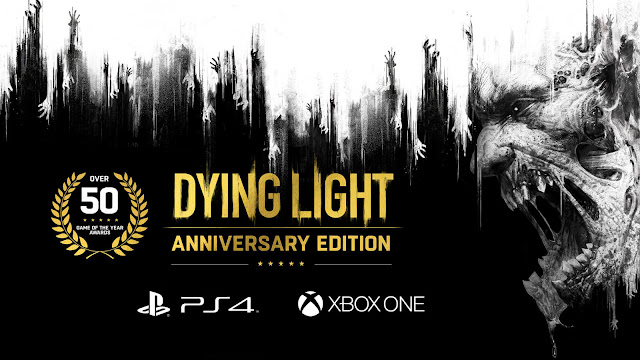 dying light anniversary edition announced 2015 open world survival horror best-seller enhanced version base game epic zombie saga all campaign dlc expansion hellraid mode