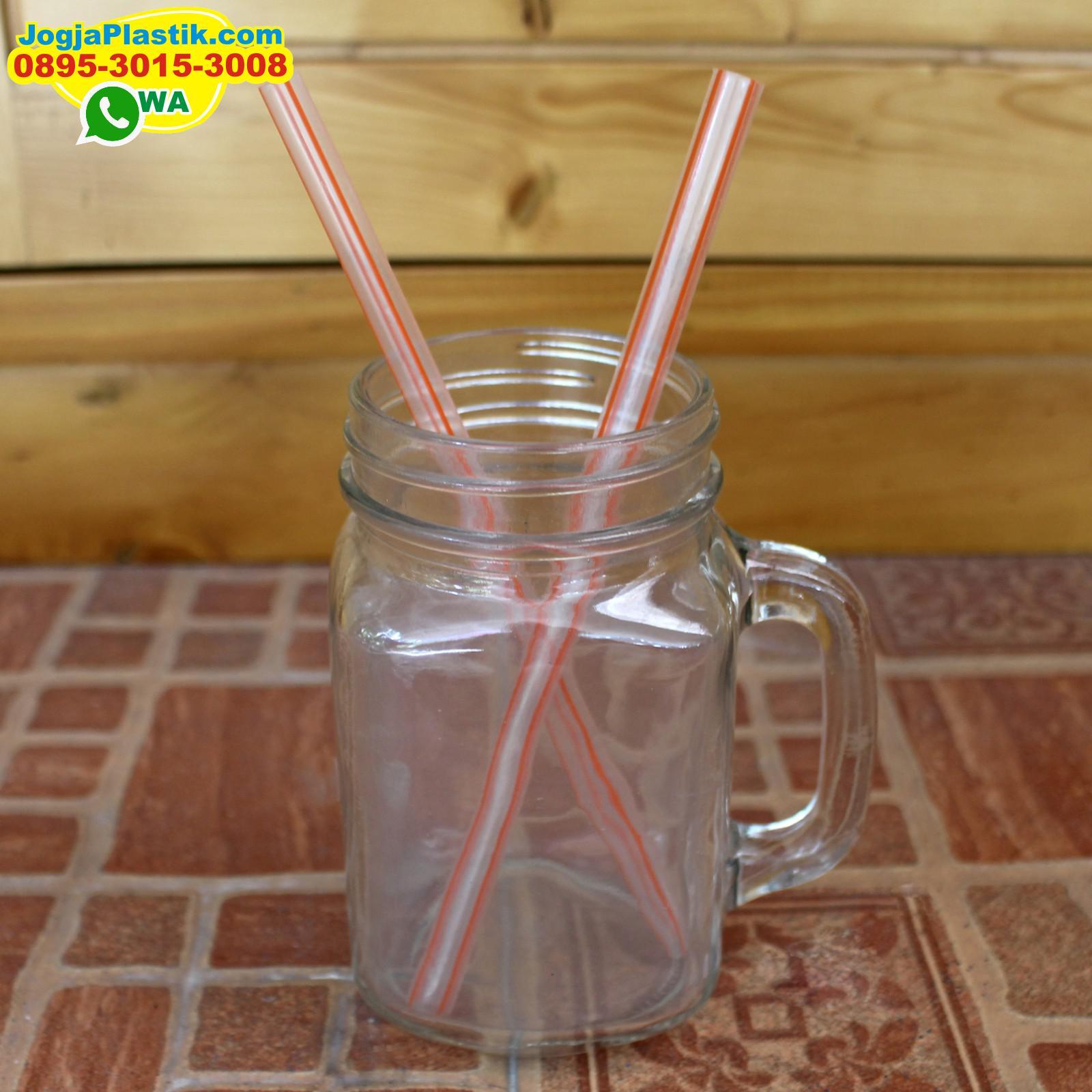 Distributor Sedotan Plastik Jual Harga Murah
