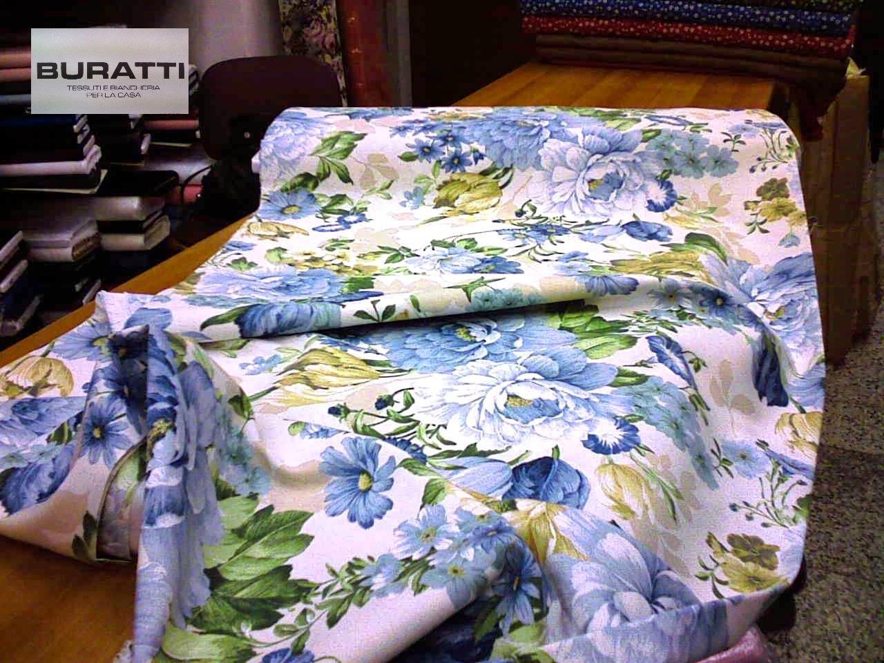 Buratti tessuti e biancheria per la casa tessuto da for Tessuti inglesi per arredamento