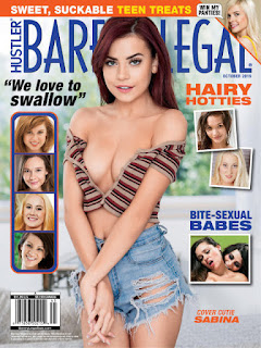 Barely Legal USA – Octubre 2019 PDF digital