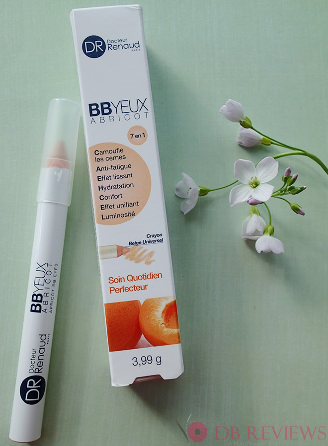 Docteur Renaud's New 7-In-1 Apricot BB Eye Cream