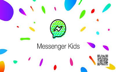 وصول تطبيق messenger kids الى متجر جوجل بلاى