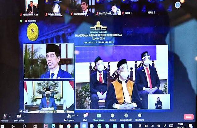 Mahkamah Agung Diharap Maksimalkan Penerapan e-Court dan e-Litigation