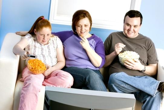 La obesidad no se hereda de padres a hijos sino los malos hábitos de vida