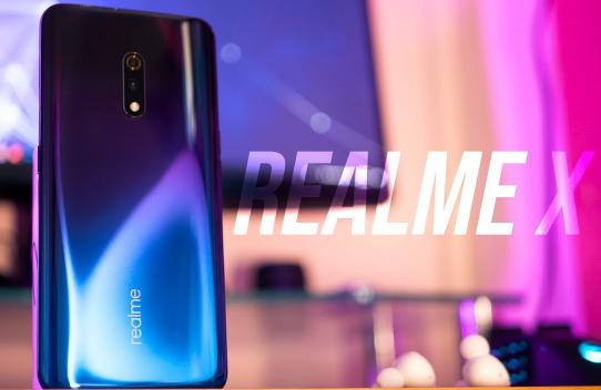 Realme X 4GB