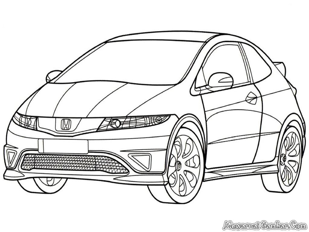 50 Download Gambar Mobil Honda Civic
