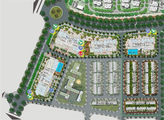 Quy hoạch dự án Gelexia Riverside