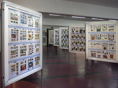 Exposición de ACOAS - AF Cuélebre