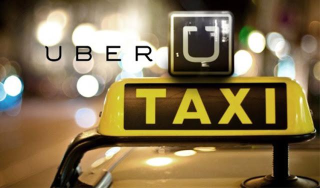 Cara Daftar Uber Taxi/Mobil Secara Online Paling Mudah