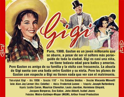 Gigi - [1958]