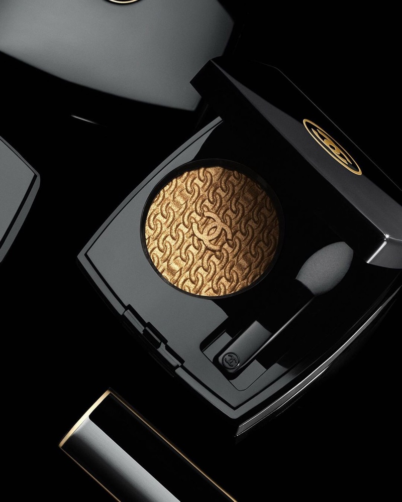 Chanel Makeup Holiday 2020 campaign