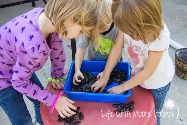 Preschool Literacy Activities
