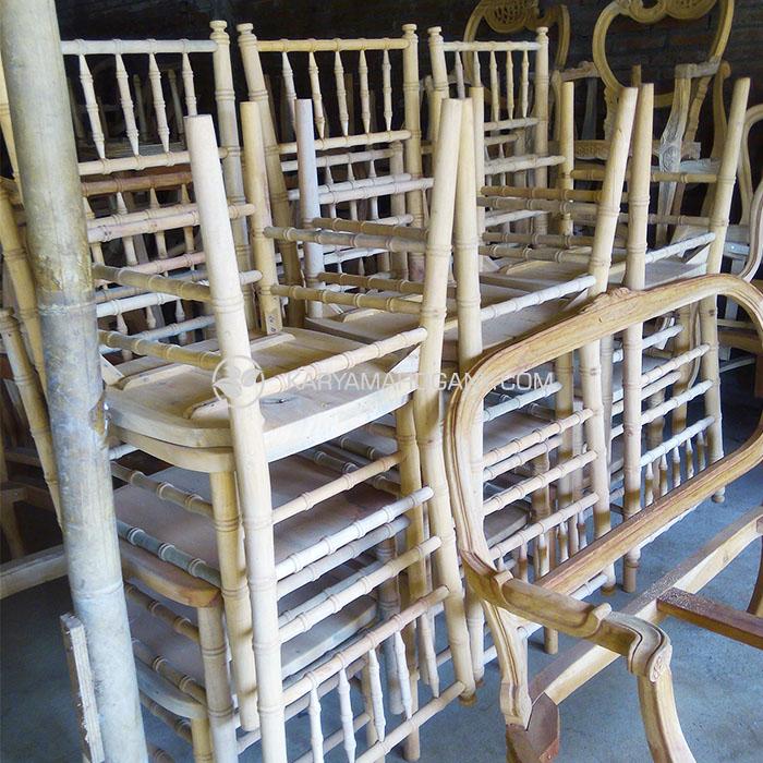 Jual Kursi Tiffany Surabaya | Kursi Tiffany Putih