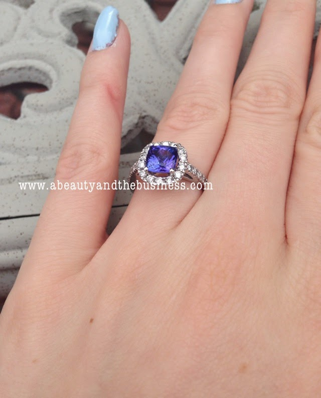 engaged, blogging engagement, wedding blogger, engagement blogger, wedding planning blogger, color engagement ring, tanzanite engagement ring, gemstone engagement ring, proposal story blogger, kay engagement ring, kay's engagement,