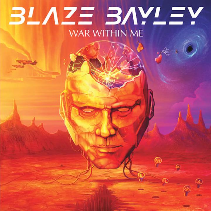 "Blaze Bayley: novo álbum ""War Within Me"" em abril de 2021"