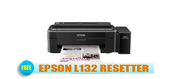 Epson L132 Adjustment Program