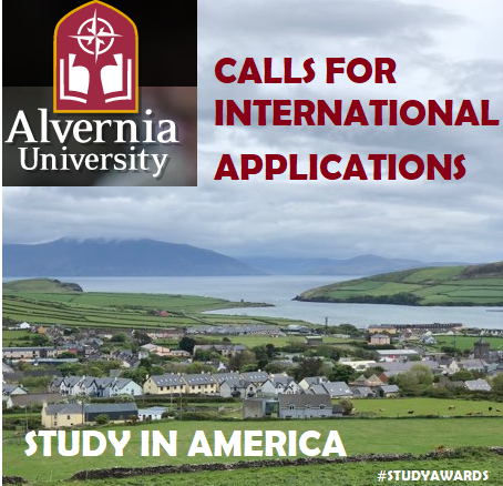 International Students Application Process to Study at Alvernia University in USA