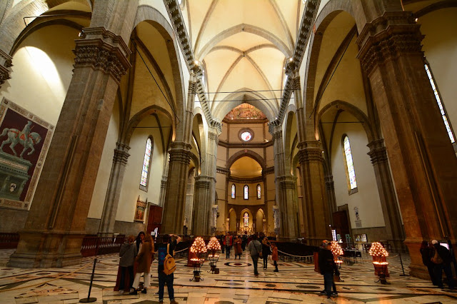 nef cathédrale Florence