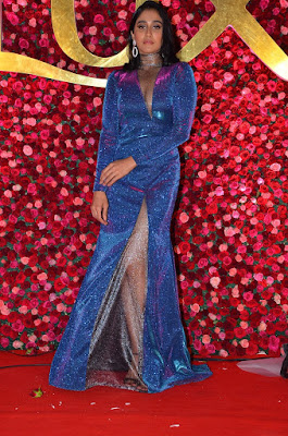Telugu Actress Regina Cassandra Stills at Zee Cine Awards Telugu 2020