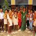 सरकारी विद्यालय का सर्वश्रेष्ठ परिणाम आने पर छात्राओं का अभिनंदन किया