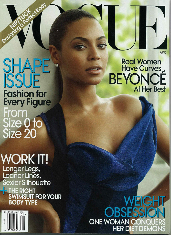 Vogue The Top Selling Fashion Magazine: Kikiboom.com: VOGUE Covers