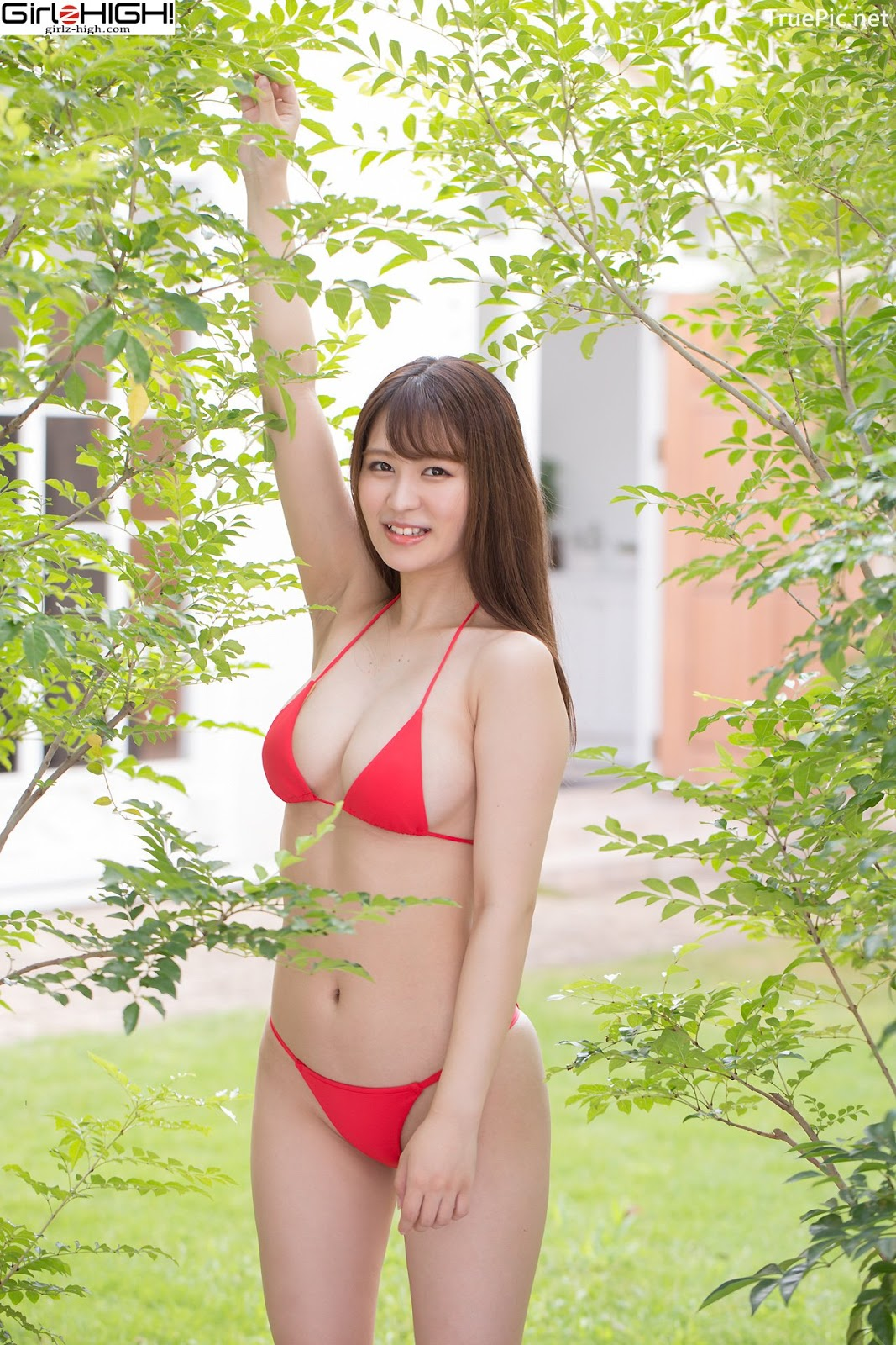 Image Japanese Gravure Idol - Kasumi Yoshinaga - Girlz High Album - TruePic.net - Picture-6