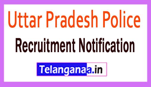 UPPRPB Uttar Pradesh Police Recruitment Notification
