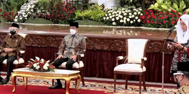 Sim Salabim Wakaf, Kebingungan Rezim Jokowi Kantong Kempes?