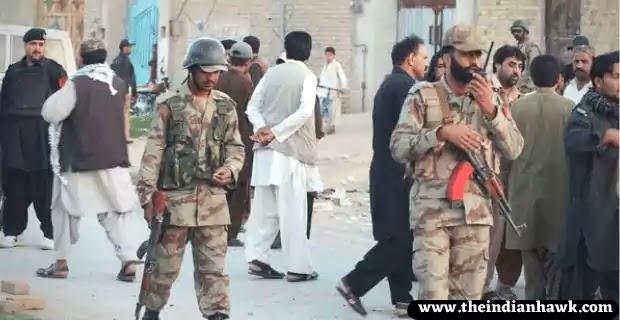 Balochistan Terror Attacks: Four Pak Paramilitary Soldiers Killed, Eight Injured