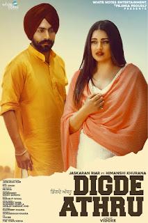 Digde Athru – Jaskaran Riar Download Video