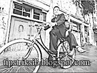 cara-edit-foto-efek-sketsa-pensil-photo-prewedding-menggunakan-photoshop