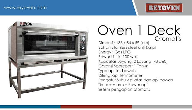 Oven Gas Otomatis Vs Oven Gas Semi Otomatis