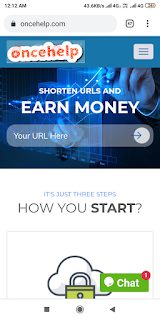 New website earn upto 500₹ daily