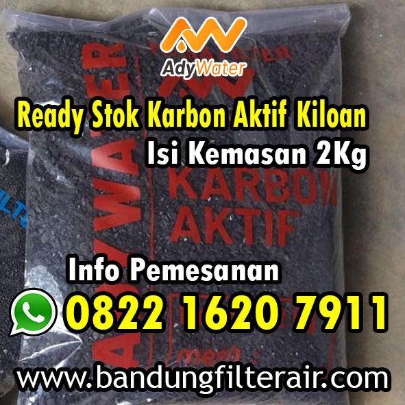 Karbon Aktif   Harga Karbon Aktif Halus   Jual Karbon Aktif Bandung   untuk Filter Air   Ady Water   Bandung Selatan   Siap Kirim Ke Pasanggrahan Kota Bandung