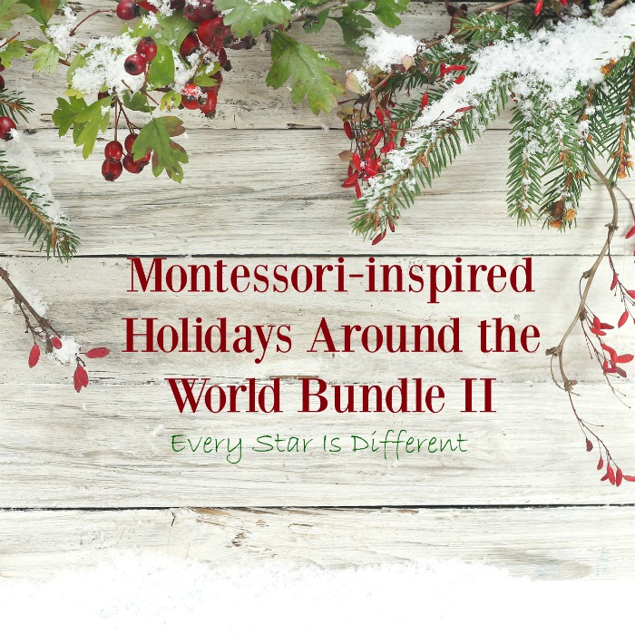 Holidays Around the World Bundle II