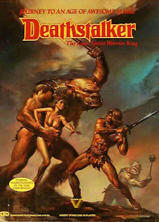 """Deathstalker (1984) reviewed on http://www.gorenography.com"