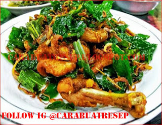 Resep Ayam Tangkap Khas Aceh Sederhana Spesial Lembut dan Empuk Asli Enak CARA MEMBUAT AYAM TANGKAP KHAS ACEH