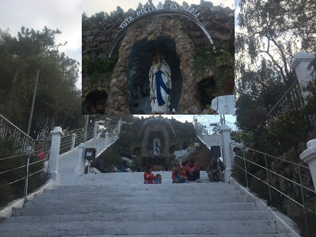 Our Lady of Lourdes Grotto Things to do in Baguio
