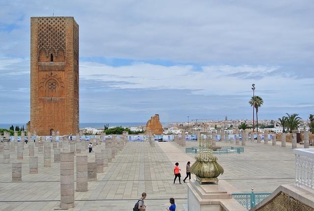Enjoys the capital of Morocco: Rabat