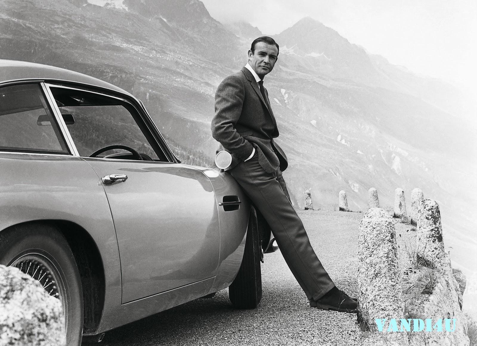 James Bond's 1965 Aston Martin DB-5 Promo Car Sold For Over $6 Million   VANDI4U