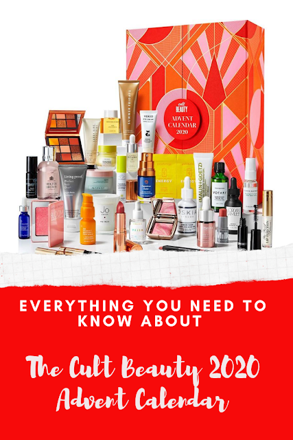 CULT BEAUTY CALENDAR 2020 – FULL CONTENTS REVEALED!